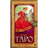НастИгра Карты ТАРО (78 карт) (в коробке) Т-8022, (Рыжий кот)