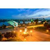 Пазлы 1000 дет. Новосибирск Парк