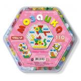 Мозаика шестигранная 110 дет. (d=13мм) 011034, (Стеллар)