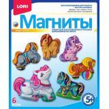 LORIБарельеф Пони (комплект материалов для изготовления) (в коробке) (от 5 лет) М021, (ООО