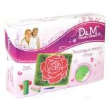 D&M Вышиваем коврик