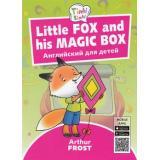 Tinkilinki Фрост А. Лисенок и его волшебная коробка=Little Fox and his Magic Box (QR-код для аудио) (от 3 до 5 лет), (Титул, 2018), Обл, c.24