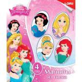 LORIМагнитыИзГипса Disney Принцессы (комплект материалов для изготовления) (в коробке) (от 5 лет) Мд003, (ООО