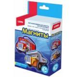 LORIМагнитыИзГипса Большие машины (комплект материалов для изготовления) (в коробке) (от 5 лет) ПзГ004, (ООО