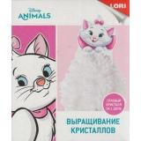 LORIВыращиваниеКристаллов Disney Кошка Мари (комплект материалов для изготовления) (в коробке) (от 10 лет) Кфд005, (ООО