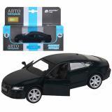 Модель Инерционная Автопанорама 1:43 Audi A7 (металл, открываются двери, зеленый) (в коробке) (от 3 лет) ОП-00019478/JB1251271, (Chengzhen International Limited)