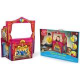 Art Berry Конструктор-раскраска. Кукольный театр (120*39*108см) (в коробке) (от 3 лет) 42959, (Премьер-Пласт)