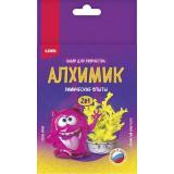 LORI Химические Опыты Алхимик Style slime и Лучистый кристалл (2в1) (компоненты для изготовления, инструкция) (в коробке) (от 14 лет) Оп060, (ООО