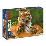 Пазлы 2000 дет. Тигриные истории (символ года 2022) (Premium) 2000ПЗ1_24613, (Хатбер-М)