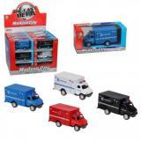 Модель-игрушка Фургон (10см, металл, инерционная, в ассортименте) (в коробке) (от 3 лет) 200532192/800480, (Shantou Gepai Plastic lndustrial Сo. Ltd)
