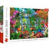 Пазлы 1500 дет. Таинственный сад 26188, (KZWP Trefl-Krakow)