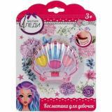Милая Леди Тени для век (в блистере) (от 3 лет) S20235816, (Shantou Wanli Daily Cosmetics Factory)