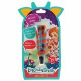 Милая Леди Блеск для губ тройной. Enchantimals (голубой, розовый, оранжевый) (в блистере) (от 3 лет) LGT-PB, (Shantou Wanli Daily Cosmetics Factory)