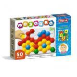 Мозаика 50 дет. Сфера (d=30мм) (пластик) (в коробке) (от 1 года) 01017, (Стеллар)
