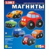 LORIБарельеф Машинки (комплект материалов для изготовления) (в коробке) (от 5 лет) М012, (ООО