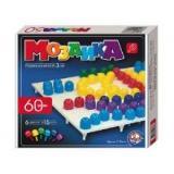 Мозаика 60 дет. Цветная (в коробке) (от 3 лет) 00963, (ООО