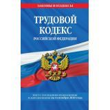 ЗаконыИКодексы Трудовой кодекс РФ (последние изменения и дополнения на 4 октября 2020г.), (Эксмо, 2020), Обл, c.224
